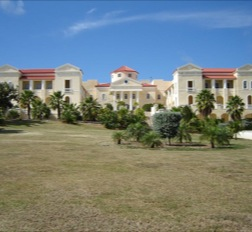 American University of the Caribbean (Saint Maarten, Caribbean)